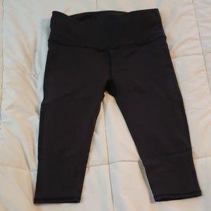 Lululemon Reveal crop leggings